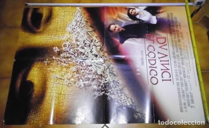 CARTEL PELICULA, EL CODIGO DA VINCI (Cine - Posters y Carteles - Comedia)