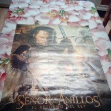 Cine: POSTERS EL SEÑOR DE LOS ANILLOS. MEDIDAS. 89 X 63,4. BBB. Lote 192811683