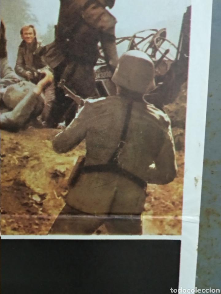 Cine: CDO 035 AQUEL MALDITO TREN BLINDADO BO SVENSON FRED WILLIAMSON POSTER ORIGINAL 70X100 ESTRENO - Foto 5 - 192896980