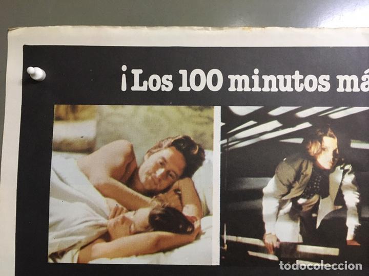Cine: CDO 039 COMA MICHAEL DOUGLAS GENEVIEVE BUJOLD MICHAEL CRICHTON SCI-FI POSTER ORIGINAL 70X100 ESTRENO - Foto 2 - 192902643