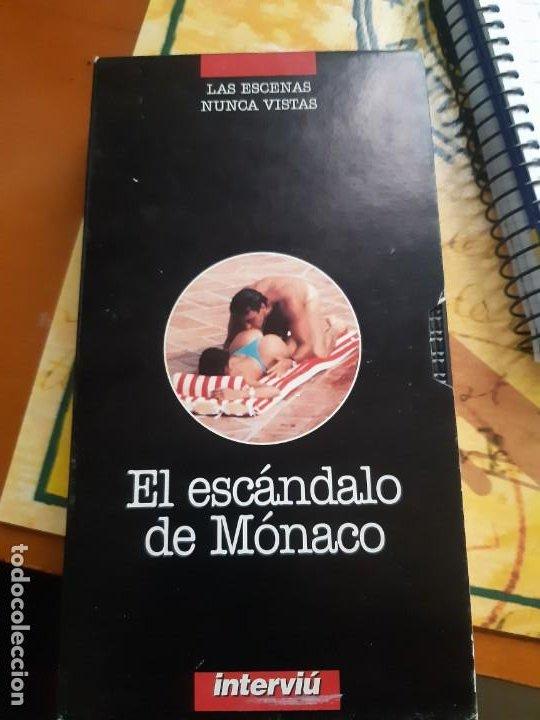 ESCANDALO MÓNACO. MARIDO ESTEFANIA (Cine - Posters y Carteles - Documentales)