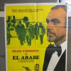 Cine: CDO 111 EL ARABE SEAN CONNERY POSTER ORIGINAL 70X100 ESTRENO. Lote 193086827