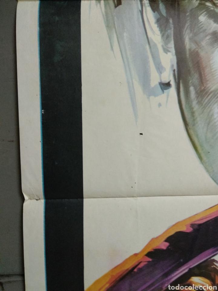 Cine: CDO 124 UN ASESINO PARA SU MAJESTAD KERWIN MATHEWS POSTER ORIGINAL ESTRENO 70X100 - Foto 4 - 193110943