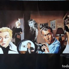 Cine: PÓSTER MASTER OF MISTERY BY JUSTIN REED. Lote 193219236