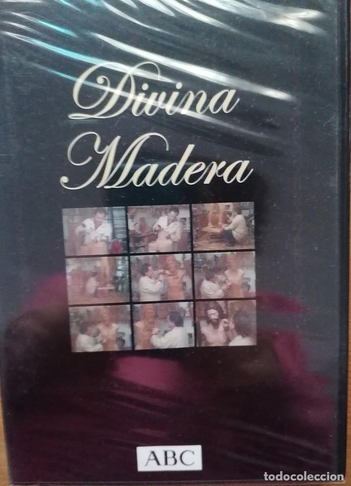 DIVINA MADERA. DVD PRECINTADO. ABC (Cine - Posters y Carteles - Documentales)