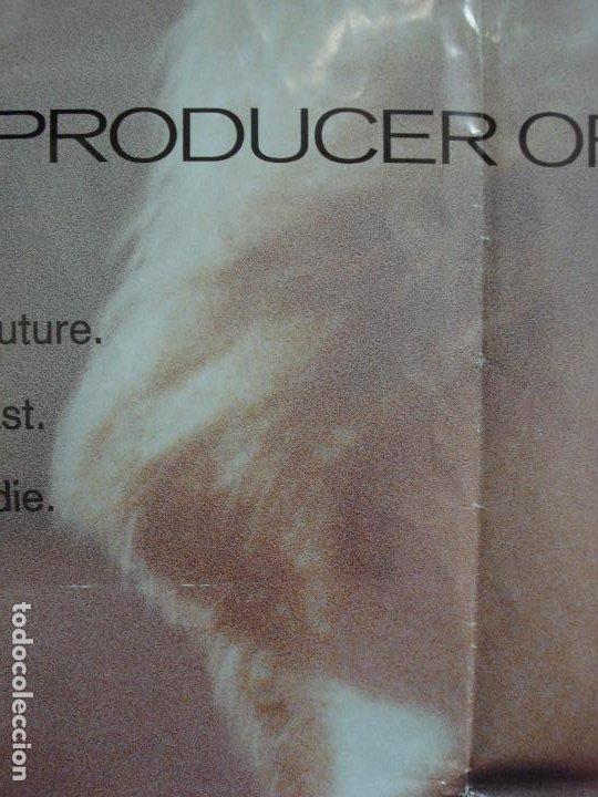 Cine: CDO 211 OCTOBER SKY JAKE GYLLENHAAL POSTER ORIGINAL AMERICANO 70X105 - Foto 4 - 193957471