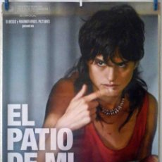 Cine: ORIGINALES DE CINE: EL PATIO DE MI CÁRCEL. VERÓNICA ECHEGUI, CANDELA PEÑA, BLANCA PORTILLO EN ROLLO.. Lote 194190933