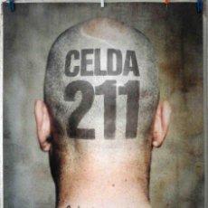 Cine: ORIGINALES DE CINE: CELDA 211 (LUIS TOSAR, ALBERTO AMMANN, ANTONIO RESINES) 70X100 CMS. EN ROLLO.. Lote 194194730