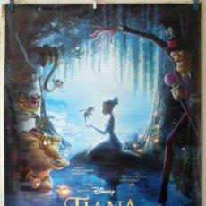 Cine: ORIGINALES DE CINE: TIANA Y EL SAPO (WALT DISNEY) ANIMACIÓN - 70X10 CMS. EN ROLLO. Lote 194208017