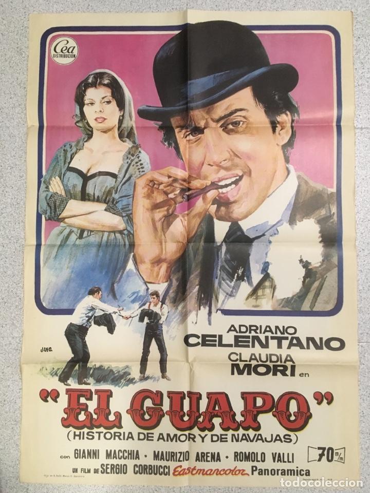 EL GUAPO (Cine- Posters y Carteles - Drama)