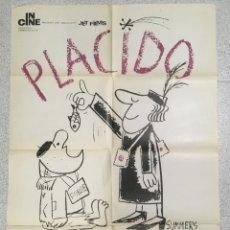Cine: PLACIDO ( BERLANGA ). Lote 194224697