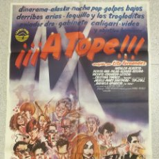 Cine: A TOPE!!. Lote 194225465