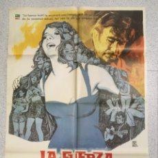 Cine: LA FUERZA INÚTIL. Lote 194228828