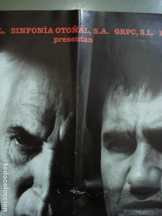 Cine: CDO 219 LISBOA CARMEN MAURA SERGI LOPEZ POSTER ORIGINAL 70X100 ESTRENO - Foto 2 - 194504040