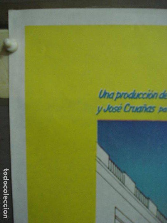 Cine: CDO 224 3x4 CARLOS VELAT VICKY PEÑA SANTI ARISA PAU RIBA SISA IBORRA POSTER ORIGINAL 70X100 ESTRENO - Foto 4 - 194508172