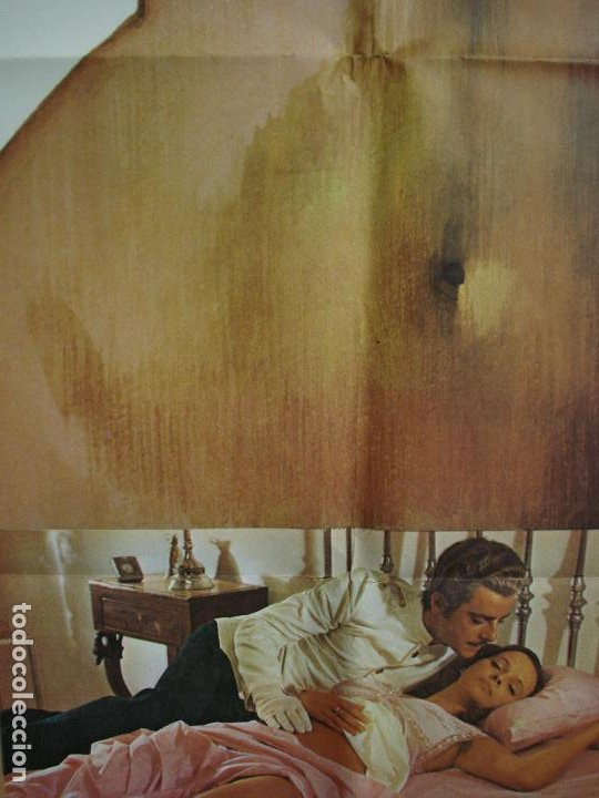 Cine: CDO 229 SEXO LOCO LAURA ANTONELLI GIANCARLO GIANNINI DINO RISI POSTER ORIGINAL 70X100 ESTRENO - Foto 3 - 194511443