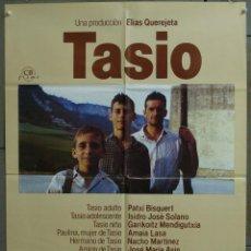 Cine: CDO 251 TASIO MONTXO ARMENDARIZ CRUZ NOVILLO ? POSTER ORIGINAL ESTRENO 70X100. Lote 194597610