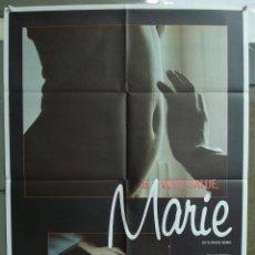 Cine: CDO 286 JE VOUS SALUE MARIE JEAN-LUC GODARD POSTER ORIGINAL 70X100 ESTRENO. Lote 194674547
