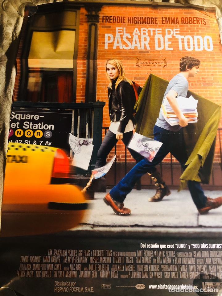 EL ARTE DE PASAR DE TODO CINE POSTER CARTEL 70X100CM (Cine- Posters y Carteles - Drama)