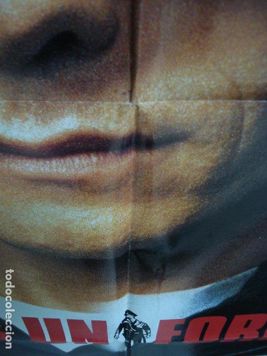 Cine: CDO 294 AMO LOS UNIFORMES DAVID WELLINGTON POSTER ORIGINAL 70X100 ESTRENO - Foto 4 - 194718846