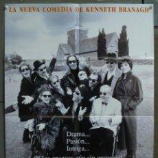 Cine: CDO 298 EN LO MAS CRUDO DEL CRUDO INVIERNO KENNETH BRANNAGH POSTER ORIGINAL 70X100 ESTRENO. Lote 194721223