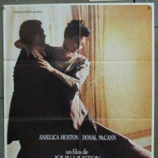 Cine: CDO 299 DUBLINESES LOS MUERTOS JOHN HUSTON POSTER ORIGINAL 70X100 ESTRENO. Lote 194721428