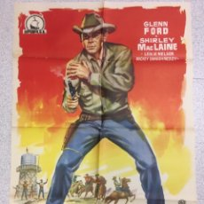 Cine: FURIA EN EL VALLE. Lote 194722636