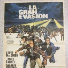 Cine: LA GRAN EVASION. Lote 194725117
