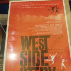 Cine: PÓSTER WEST SIDE STORY 60 X 90. Lote 194749437