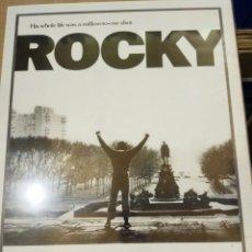 Cine: PÓSTER ROCKY 60 X 90. Lote 194749482