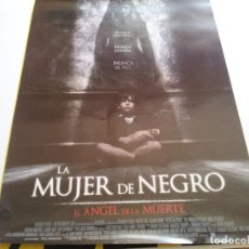 Cine: LA MUJER DE NEGRO - POSTER ORIGINAL . Lote 194860452