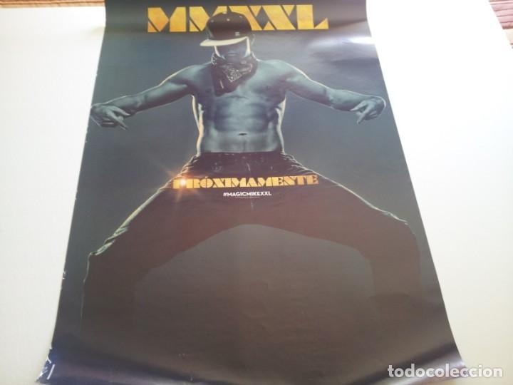 MMXXL - POSTER ORIGINAL PREVIO (Cine - Posters y Carteles - Musicales)