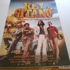 Cine: EL REY GITANO - POSTER ORIGINAL . Lote 194862650