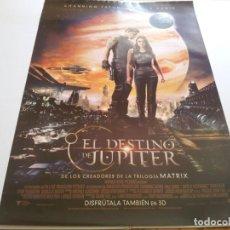Cine: EL DESTINO DE JUPITER - POSTER ORIGINAL . Lote 194864693