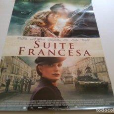Cine: SUITE FRANCESA - POSTER ORIGINAL . Lote 194870703