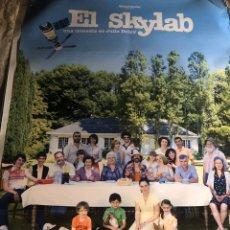 Cine: EL SKYLAB PÓSTER CINE 70X100CM 2011. Lote 194954626