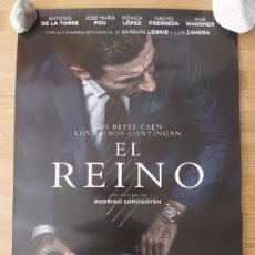 Cine: EL REINO - APROX 70X100 CARTEL ORIGINAL CINE (L73). Lote 194976428