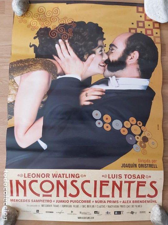 INCONSCIENTES - APROX 70X100 CARTEL ORIGINAL CINE (L73) (Cine - Posters y Carteles - Clasico Español)