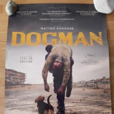 Cine: DOGMAN - APROX 70X100 CARTEL ORIGINAL CINE (L73). Lote 194981237