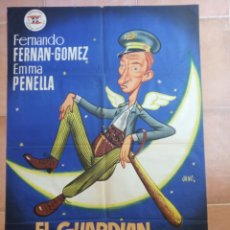 Cine: EL GUARDIÁN DEL PARAÍSO. Lote 195001393