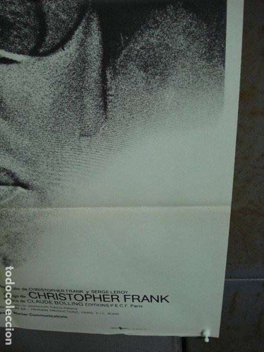 Cine: CDO 339 EL HOMBRE QUE NOS PERSIGUE JEAN-LOUIS TRINTIGNANT POSTER ORIGINAL 70X100 ESTRENO - Foto 5 - 195087257