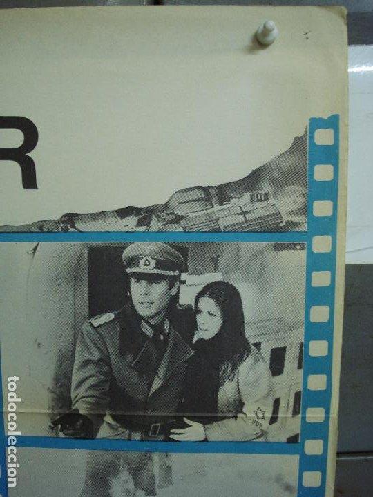 Cine: CDO 348 LA BATALLA DE BELGRADO ROD TAYLOR ADAM WEST POSTER ORIGINAL 70X100 ESTRENO - Foto 4 - 195092783