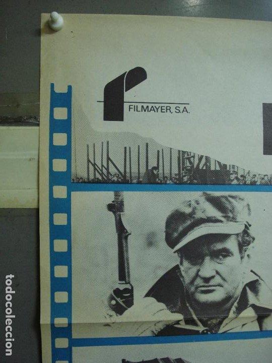Cine: CDO 348 LA BATALLA DE BELGRADO ROD TAYLOR ADAM WEST POSTER ORIGINAL 70X100 ESTRENO - Foto 5 - 195092783