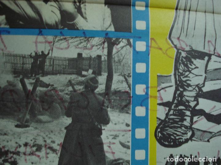 Cine: CDO 348 LA BATALLA DE BELGRADO ROD TAYLOR ADAM WEST POSTER ORIGINAL 70X100 ESTRENO - Foto 7 - 195092783
