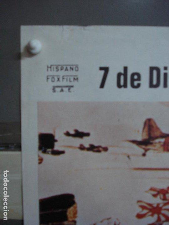 Cine: CDO 366 TORA TORA TORA SEGUNDA GUERRA MUNDIAL POSTER ORIGINAL 70X100 ESPAÑOL R-80 - Foto 3 - 195119036