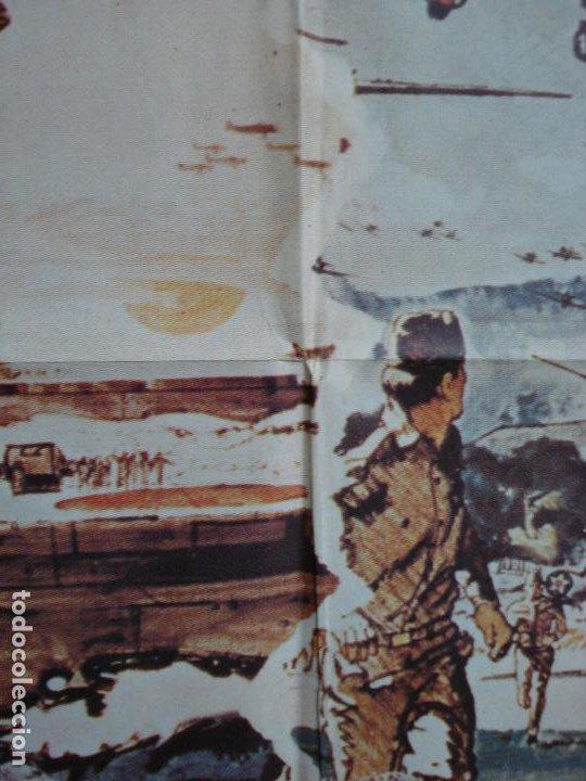 Cine: CDO 366 TORA TORA TORA SEGUNDA GUERRA MUNDIAL POSTER ORIGINAL 70X100 ESPAÑOL R-80 - Foto 4 - 195119036