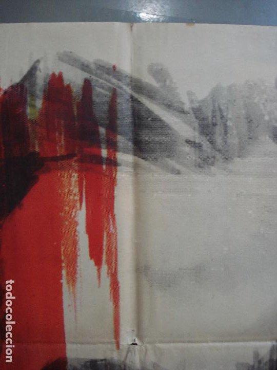 Cine: CDO 374 EL MONOCULO NEGRO PAUL MEURISSE JANO POSTER ORIGINAL 70X100 ESTRENO - Foto 3 - 195126217