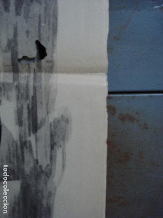 Cine: CDO 374 EL MONOCULO NEGRO PAUL MEURISSE JANO POSTER ORIGINAL 70X100 ESTRENO - Foto 6 - 195126217