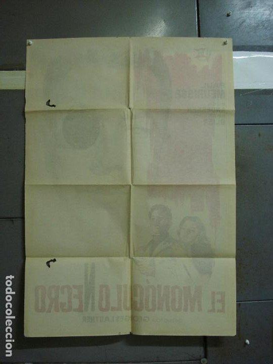 Cine: CDO 374 EL MONOCULO NEGRO PAUL MEURISSE JANO POSTER ORIGINAL 70X100 ESTRENO - Foto 9 - 195126217