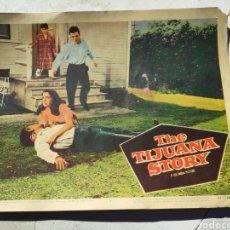 Cine: CARTEL FOTOGRAMA CINE THE TIJUANA STORY. Lote 195133152